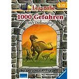 Leserabe - 1000 Gefahren: 1000 Gefahren - Unter Dinosauriern