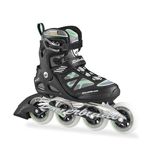 rollerblade-macro-vert-90-rollers-en-ligne-pour-femme-noir-taille-36-38