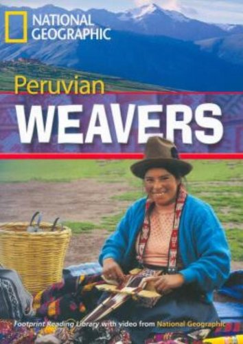 Peruvian Weavers: 0 (Footprint Reading Library) Image