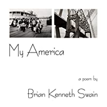 My America Audiobook by Brian Kenneth Swain Narrated by Ryan Metzger