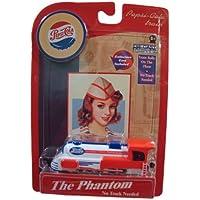 Floor Flyer Pepsi-Cola Train Diecast The Phantom