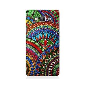 MOBICTURE Pattern Premium Designer Mobile Back Case Cover For Samsung On 5