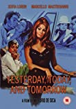 Yesterday, Today and Tomorrow [DVD]