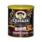 Quaker White Oats 500 gram Tin