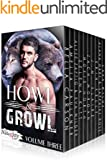 Howl & Growl: A Paranormal Boxed Set (Volume Three)