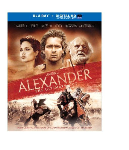 Alexander, The Ultimate Cut (10th Anniversary Edition) (Blu-ray)