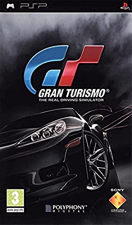 Gran Turismo - Platinum Edition (Sony PSP) by Generic