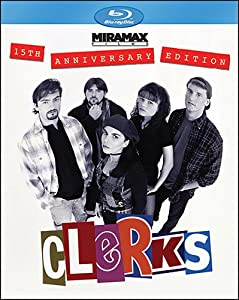 "Cover of ""Clerks (15th Anniversary Editio..."