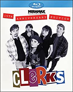 Clerks (15th Anniversary Edition) [Blu-ray]