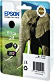 Epson C13T24214010 - 24 - Black - original - blister - ink cartridge - for Expression Photo XP-750, XP-850, XP-950, Expression Premium XP-750, XP-850