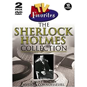 Sherlock Holmes TV Collection