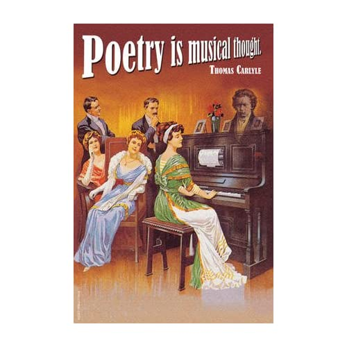 Buyenlarge - Poetry if Musical Thought 20x30 poster