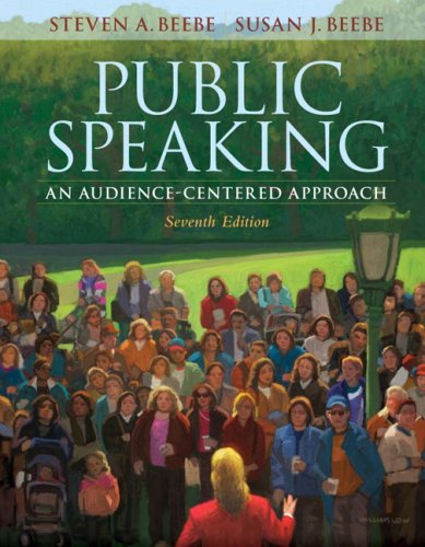 audience centered speakers Speech questions chapter 1 why is it important to understand the importance of audience diversity as an audience-centered speaker-your audience is what you.