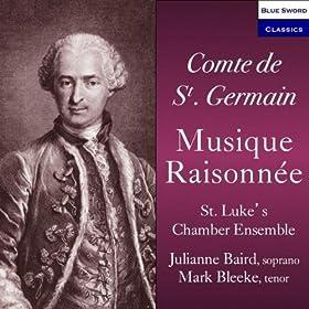 Comte de St. Germain, music