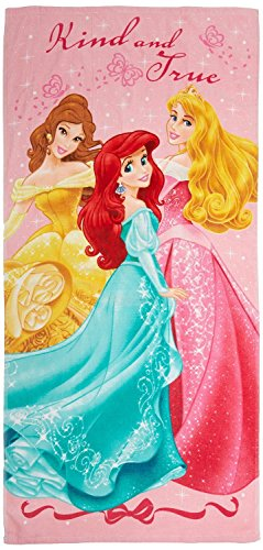 Disney Little Mermaid Ariel Princess Beach Towel