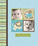 Silly Monkey Baby Boy - Babys First Five Years Keepsake Record Book with Storage Box 5742500