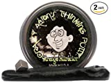 Crazy Aarons Thinking Putty - Super Magnetic Strange Attractor, Pack of 2