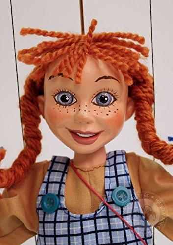 Pippi-Longstocking-Marionette