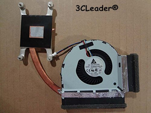 3CLeader® CPU fan with heatsink for IBM Lenovo Thinkpad T520 T520i 04W1580 (Only fit Integrated graphics models)
