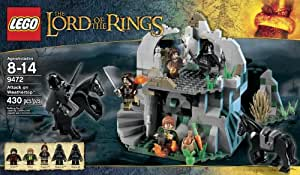 LEGO The Lord of the Rings Hobbit Attack on Weathertop (9472)