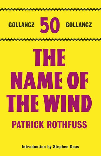 Name of the Wind (Gollancz 50 Top Ten)