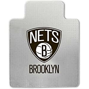 NBA New Jersey Nets Chair Pad, Clear by Great American Products