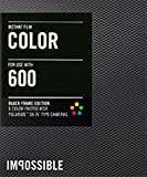 Impossible PRD3553 Color Instant Film (Black Frame Edition) for Polaroid 600-Type Cameras