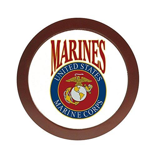 Jewelry Case Or Cd Dvd Bluray Us Marines Marine Corps Emblem