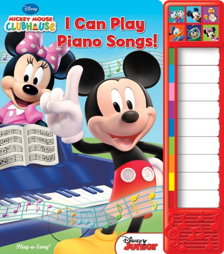 Mickey Mouse Clubhouse: I Can Play Piano Songs!: Piano Sound