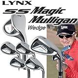 マーク金井 設計・監修 Lynx リンクス SS Magic Mulligan SS マジックマリガン ウェッジ (スチールシャフト) LW/58度,ウェッジフレックス