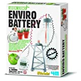 Kidz Lab green science Enviro battery