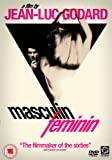 Masculin Feminin [Import anglais]