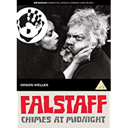 Falstaff: Chimes at Midnight (Import)  [DVD] [1965]