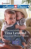 A Callahan Outlaws Twins (Callahan Cowboys)