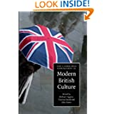 The Cambridge Companion to Modern British Culture (Cambridge Companions to Culture)