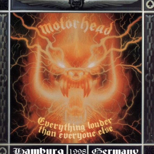 Iron Fist (Live Hamburg Germany 1998) (Motorhead Everything compare prices)