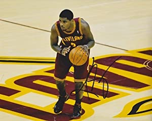 Kyrie Irving Autographed Hand Signed Cleveland Cavaliers 8x10 Photo - 2012 NBA Rookie... by Real+Deal+Memorabilia