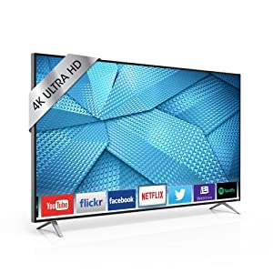 VIZIO M75-C1 75-Inch 4K Ultra HD Smart LED HDTV by VIZIO
