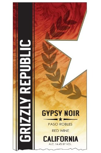 2009 Grizzly Republic Paso Robles Gypsy Noir 750 Ml
