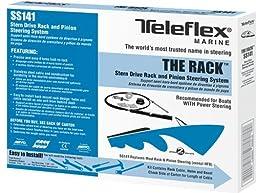 Teleflex SB39526P Back Mount Replacement Bezel by Teleflex