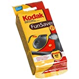 Kodak Fun Saver with flash and ISO 400 27 Exposures,