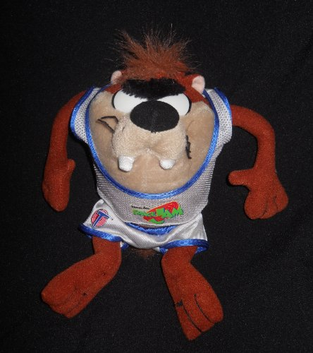 Warner Bros * Space Jam Taz * Plush - 1