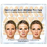 DermaGen Anti-Wrinkle Patches ~ CosmeSearch, Inc.