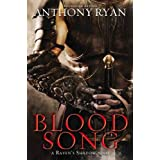 Raven's Shadow Book One: Blood Song (Raven's Shadow) ~ Anthony Ryan