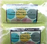 Ancient Wisdom Sweet Pea Simmering Granules. (2 Packs)