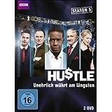 Hustle: Unehrlich währt am längsten - Season 5 BBC - 2 DVDs