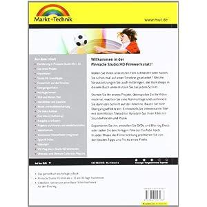 Pinnacle Studio HD, Version 15 - Trialversion und Übungsmaterial auf der DVD: Die große Filmwerkst