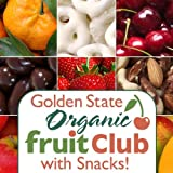 Golden State Organic Monthly Fruit and Snack Club - 9 Month Club