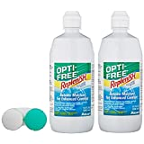 Opti-Free Replenish Multi-Purpose Disinfecting Solution, 10 Ounce, 2 Count