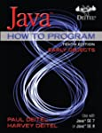 Java How To Program (Early Objects) (...